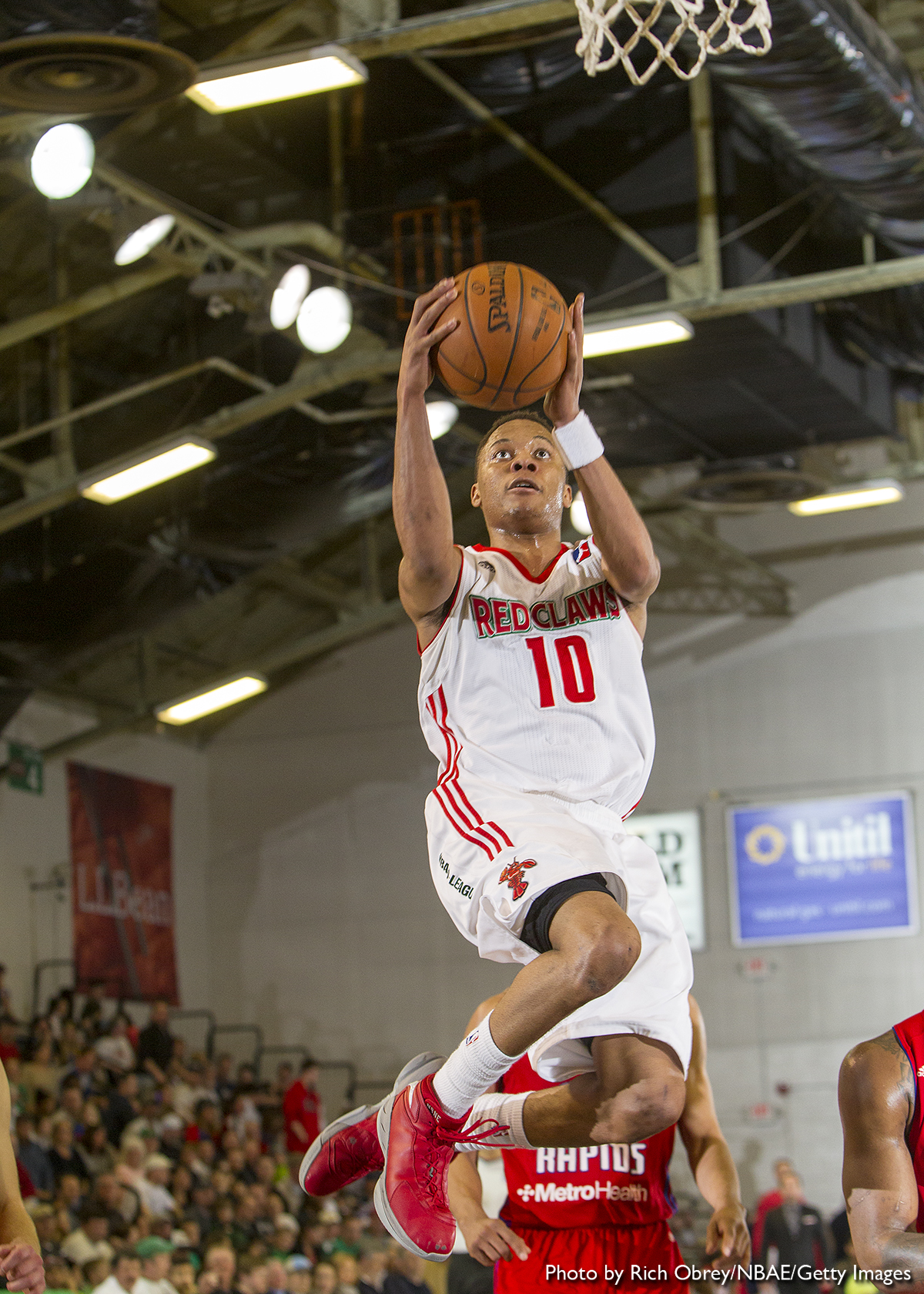 Grand Rapids Drive at Maine Red Claws